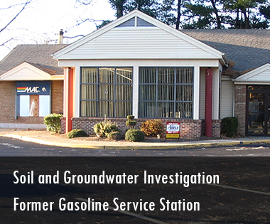 Soil and Groundwater Investigation, Former Gasoline Service Station